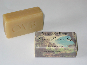 Cocoa Butter Soap 4oz